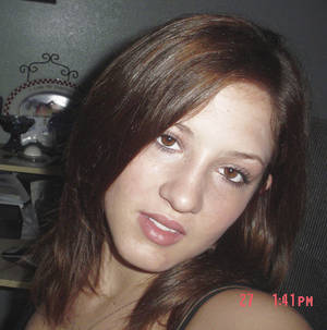 photo - Amber Dawn Stokke, 22, of Oklahoma City, was shot and killed in her car around 11:30 p.m. on Thursday, Jan. 10. Stokke was six months pregnant when she was killed. Photo provided.