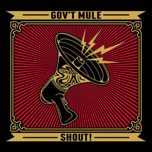 "Photo - Gov't Mule ""Shout!"" <strong></strong>"