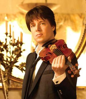 Joshua Bell. Photo provided <strong></strong>