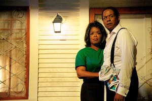 "Photo - This undated file film image provided by The Weinstein Company shows Oprah Winfrey as Gloria Gaines, left, and Forest Whitaker as Cecil Gaines in a scene from ""Lee Daniels' The Butler."" (AP Photo/The Weinstein Company, Anne Marie Fox, File) <strong>Anne Marie Fox</strong>"