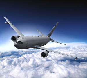 Photo - The KC-46A is intended to replace the U.S. Air Force's aging fleet of KC-135 Stratotankers and provides vital air refueling capability. Rendering provided by Kevin Flynn <strong>Kevin Flynn</strong>