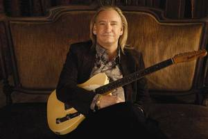 Photo - Joe Walsh will perform Friday during the Family Jam 2011 at the Zoo Amphitheatre. PHOTO PROVIDED <strong></strong>