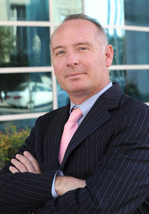 photo - David Slane is a criminal defense attorney in Oklahoma City. PHOTO PROVIDED <strong></strong>