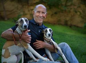 Photo -  Gary Good and his dogs, Rico and Izzy. Photo provided  <strong> -   </strong>