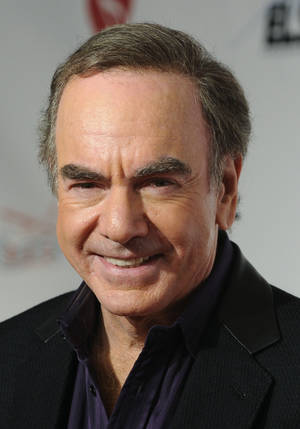 photo - Neil Diamond <strong>Chris Pizzello</strong>