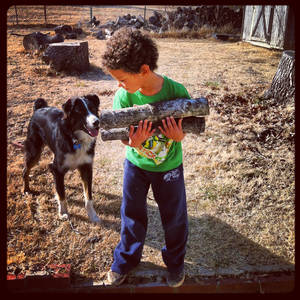 Kannon and his best friend, Murphy, who Andee Cooper  adopted for Kannon right after he was originally diagnosed with epilepsy in September 2011. Murphy has been a great companion for Kannon, Cooper said. &lt;strong&gt;&lt;/strong&gt;