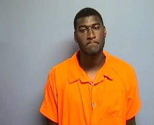 photo -   This undated photo provided by the Payne County Sheriff's Office shows Jacksonville Jaguars first-round draft pick receiver Justin Blackmon. Authorities in Oklahoma say Blackmon is being held on $1,000 bail after he was arrested on an aggravated DUI charge, Sunday, June 3, 2012. (AP Photo/Payne County Sheriff's Office)