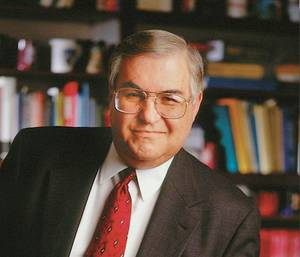 Photo -  James Pappas, dean of liberal studies at the University of Oklahoma, has been named an honorary professor for the University of Bucharest in Romania. PHOTO PROVIDED  <strong>PROVIDED</strong>