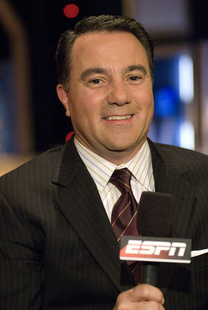 Photo - Fran Fraschilla ESPN college basketball  analyst