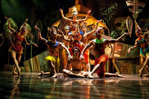 "Photo - Oklahoma City Ballet will perform the Southwestern premiere of ""Mowgli, The Jungle Book Ballet"" Friday through Oct. 13 at the Civic Center Music Hall. Photo provided. <strong>Jon C Meyers</strong>"