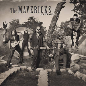 "photo - This CD cover image released by Valory shows ""In Time,"" by The Mavericks. (AP Photo/Valory)"