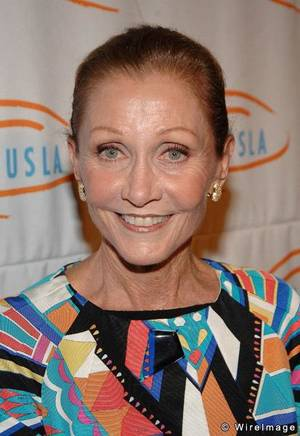 Photo - Gretchen Wayne, daughter-in-law of actor John Wayne. PHOTO BY JOHN SHEARER/WIREIMAGE.COM <strong>John Shearer</strong>