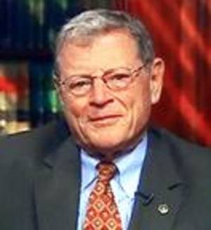 Photo - Sen. James Inhofe R-Tulsa