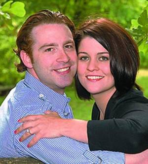 Photo - Hollie Solnok and Keith Kirby are planning a fall 2010 wedding.
