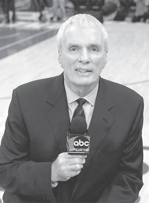 Photo - Hubie Brown, ABC pro basketball analyst