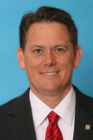 photo - Rep. George Faught