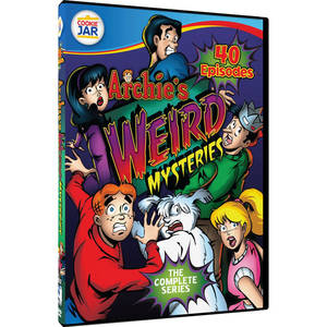 "Photo - ""Archie's Weird Mysteries"" DVD. <strong></strong>"