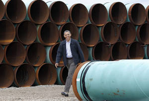 FACT CHECK: Obama understates Keystone XL jobs