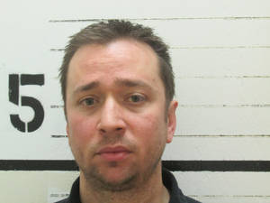 Photo - Tulsa insurance agent Presley Keith Dennis, 36, charged with one count of exploiting the elderly in Muskogee County in January 2014. <strong>Muskogee County Jail - PROVIDED</strong>