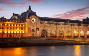 Photo - The Musee d'Orsay Photo: ALAMY
