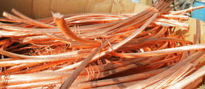 Photo - Copper wire. (Oklahoman Archives)