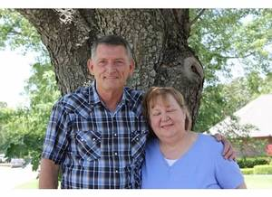 Photo -  Ken Jolley and his wife Lynn. Photos provided  <strong></strong>