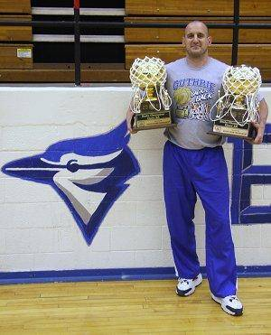 photo - Guthrie basketball coach Pete Papahronis. PHOTO PROVIDED BY GUTHRIESPORTSPAGE.COM