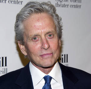 Photo -   FILE - In this April 16, 2012. file photo, Michael Douglas attends the Eugene O'Neill Theater Center's 12th Annual Monte Cristo Awards in New York. Douglas is among ten new members being inducted into New Jersey's Hall of Fame Saturday, June 9, 2012, at the New Jersey Performing Arts Center in Newark, N.J. (AP Photo/Charles Sykes, File)