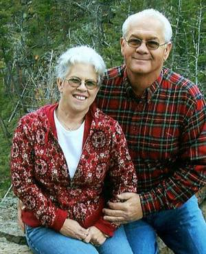 Photo - Cheryl and Johnnie Overbay, of Oklahoma City, were married July 3, 1962. PHOTO PROVIDED