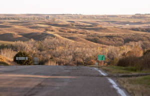 photo - The Sandhills near Mills, Neb., is an environmentally sensitive area which TransCanada had planned to build a pipeline through to transport crude oil from Canada to the Gulf Coast is shown. AP Photo