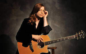 Photo - Grammy-winning singer/songwriter Carrie Newcomer will perform at Jan. 5 at the Santa Fe Depot, 200 S Jones Ave., as part of the Performing Arts Studio?s Winter Wind concert series.  PHOTO PROVIDED  <strong></strong>