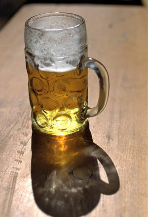 Photo - A liter of beer