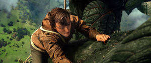 "Photo - This film image released by Warner Bros. Pictures shows Nicholas Hoult in a scene from ""Jack the Giant Slayer."" (AP Photo/Warner Bros. Pictures) ORG XMIT: NYET856"