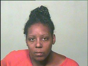 photo - Latoya Keyon Wilson Wilson was jailed last fall at the Oklahoma County jail when she met with her fiance, a former reserve Langston police officer who used his credentials for the unauthorized meetings.