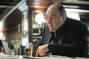 "Photo - James Gandolfini stars as Mickey in ""Killing Them Softly."" WEINSTEIN COMPANY PHOTO"