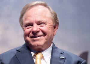 Photo -  Harold Hamm Chairman of Continental Resources Inc.   <strong>Kevin Cederstrom -  AP </strong>