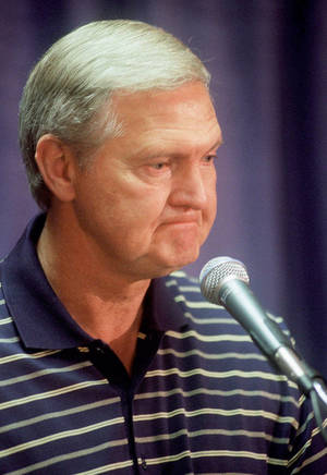 photo - Jerry West was on the 1960 U.S. Olympic gold-medal team. AP PHOTO