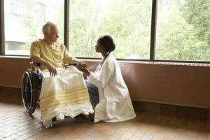 photo - November is National Hospice Month. Thinkstock photo