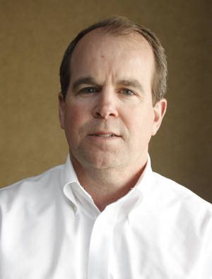 photo - Kirk Purnell is the General Manager of Ben E. Keith Co. food distributors in Edmond, Oklahoma City, OK, Monday, November 26, 2012, By Paul Hellstern, The Oklahoman <strong>PAUL HELLSTERN</strong>