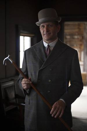 "Photo - Paul Sparks stars as Mickey Doyle in ""Boardwalk Empire."" HBO PHOTO <strong></strong>"