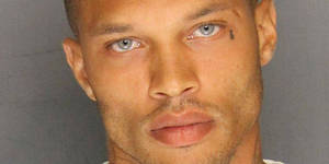 Photo - In this Wednesday, June 18, 2014, booking photo released by the Stockton Police Department is Jeremy Meeks. Meeks, 30, was one of four men arrested Wednesday in raids in Stockton, Calif.. On Thursday, his mugshot had more than 20,000 likes, nearly 6,000 comments, and had been shared more than 1,400 times on Facebook. (AP Photo/Stockton Police Department)
