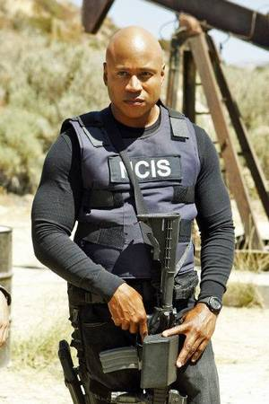 "Photo - Special Agent Sam Hanna (LL Cool J) stars in ""NCIS: Los Angeles,"" 8 p.m. Tuesdays on CBS. CBS photo <strong>MICHAEL DESMOND</strong>"