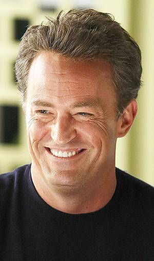 Matthew Perry stars in &quot;Go On.&quot; NBC PHOTO &lt;strong&gt;NBC&lt;/strong&gt;