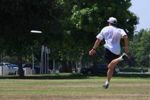 Photo - An Oklahoma City Ultimate Frisbee player.  Photo provided. <strong></strong>