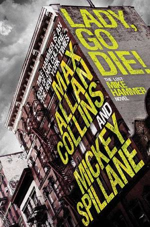 "Photo - The cover to ""Lady, Go Die!""  IMAGE PROVIDED BY Titan Books"
