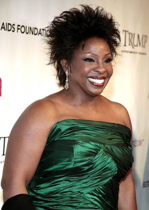 Photo - Gladys Knight AP PHOTO <strong>ANDY KROPA</strong>