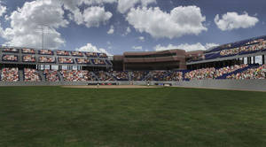 Photo -  A rendering of what ASA Hall of Fame Stadium will look like after improvements. PHOTO PROVIDED  <strong></strong>