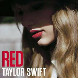 Photo - RED album cover.  (PRNewsFoto/Big Machine Records)