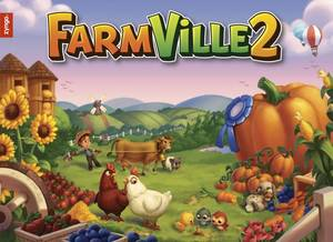"""Photo -   This undated image provided by Zynga shows a screenshot of Farmville 2, announced on Wednesday, Sept. 5, 2012. Not Long ago, online games company Zynga looked on pace to unseat much bigger, well-established rivals as it rode the popularity of """"FarmVille,"""" the clicking game of virtual cows and real money. But the iPad came along, and more people bought smartphones. People weren't playing Zynga's games on Facebook and computers as much as they used to. (AP Photo/Zynga)"""