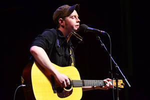 Photo - Bearden singer-songwriter John Fullbright.  Photo provided. <strong>BRIAN BLAUSER     bblauser@hotma</strong>